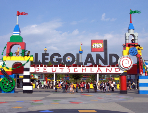 Soutěž o 2 vstupenky do LEGOLANDU Deutschland