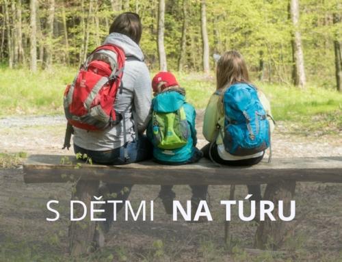S dětmi na túru