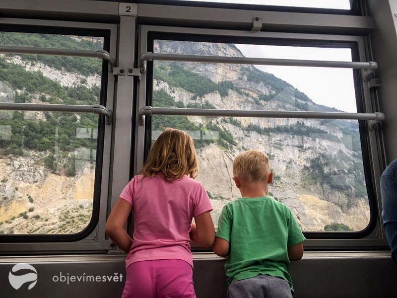 S dětmi do hor