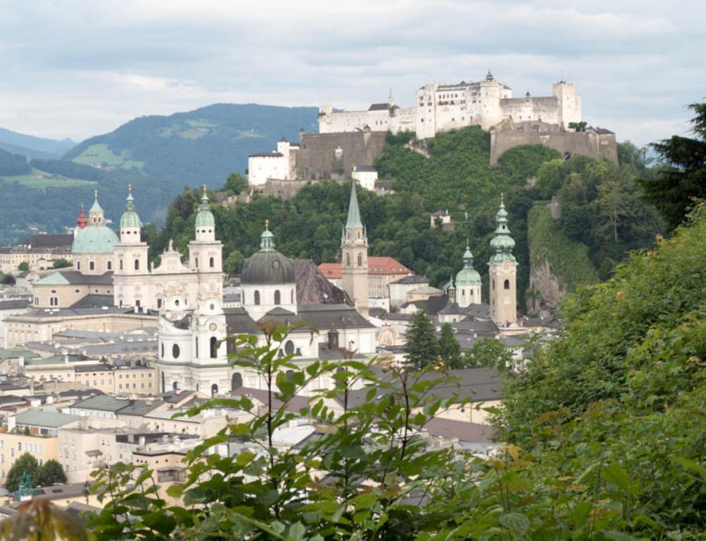 Soutěž o Rodinný výlet do Salzburgu!