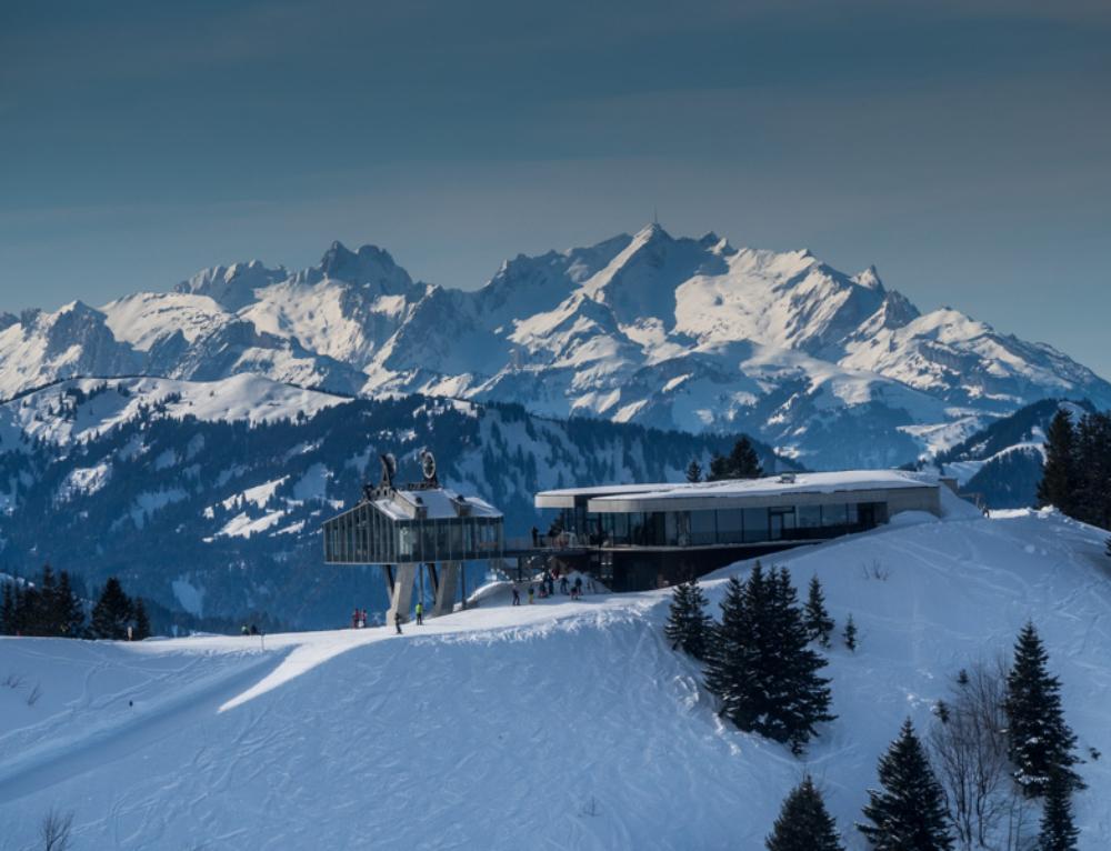 Andelsbuch – utajené rodinné středisko v rakouském Vorarlbergu