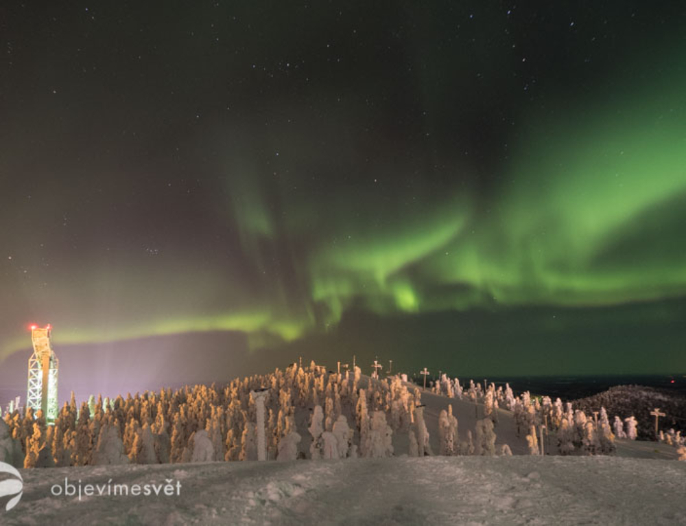 Polární záře – naše velké finské finále!