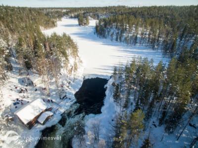 Národní park Oulanka