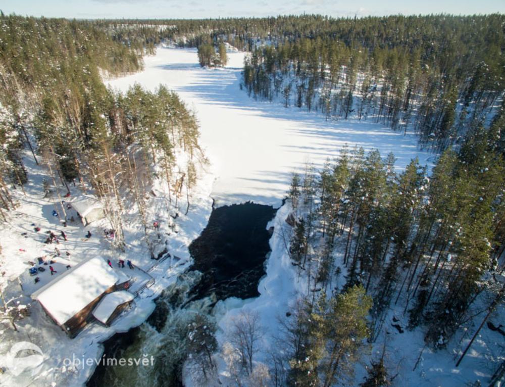 25 fotek z ptačí prespektivy, díky kterým si zamilujete Finsko