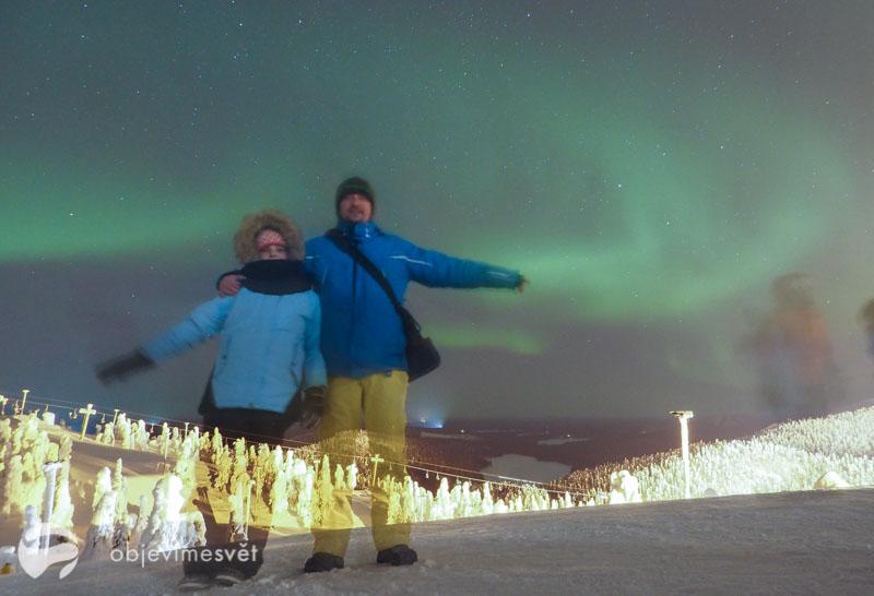 Já s tátou a polární září
