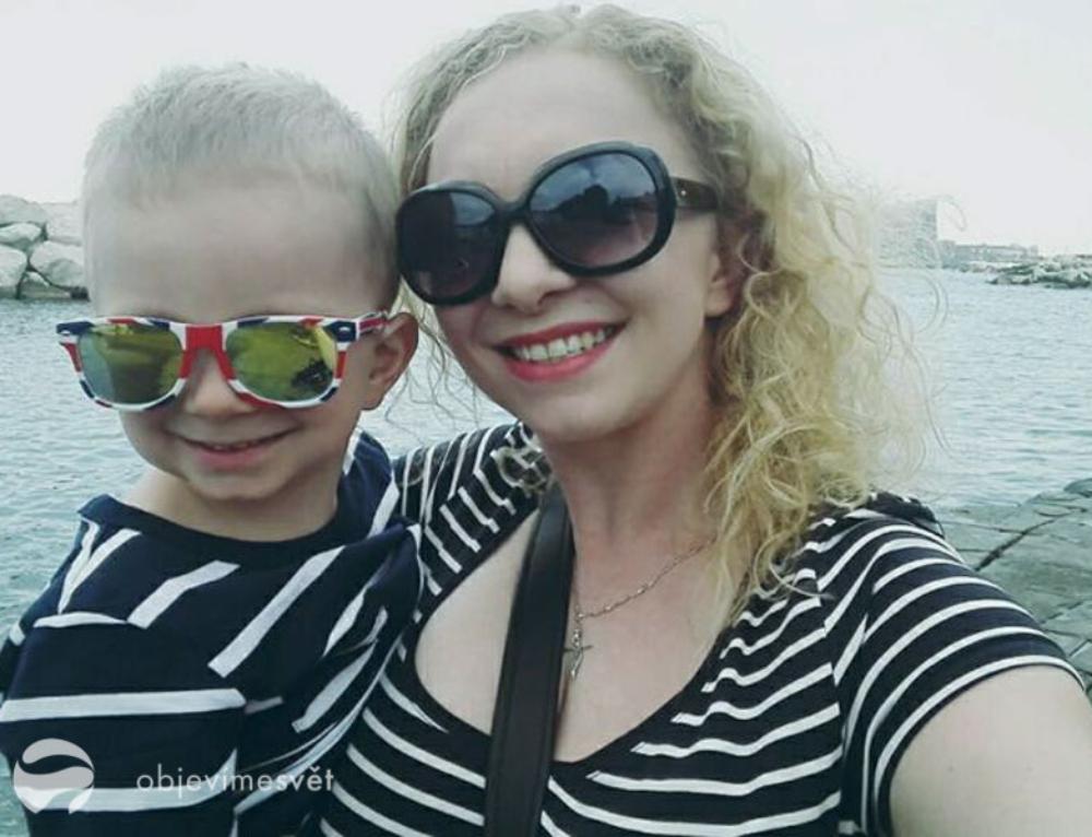 Dítě jménem Kuba – máma se synkem bloguje