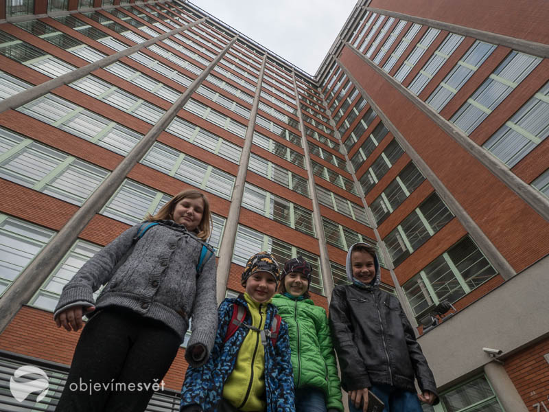 Baťův mrakodrap ve Zlíně