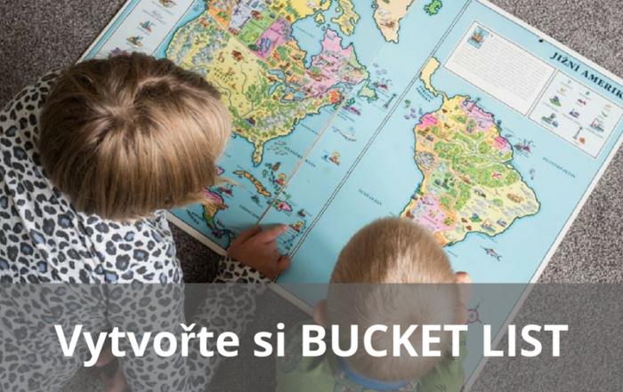 Jak si vytvořit bucket list