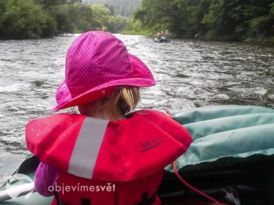 Jak na vodu s dětmi