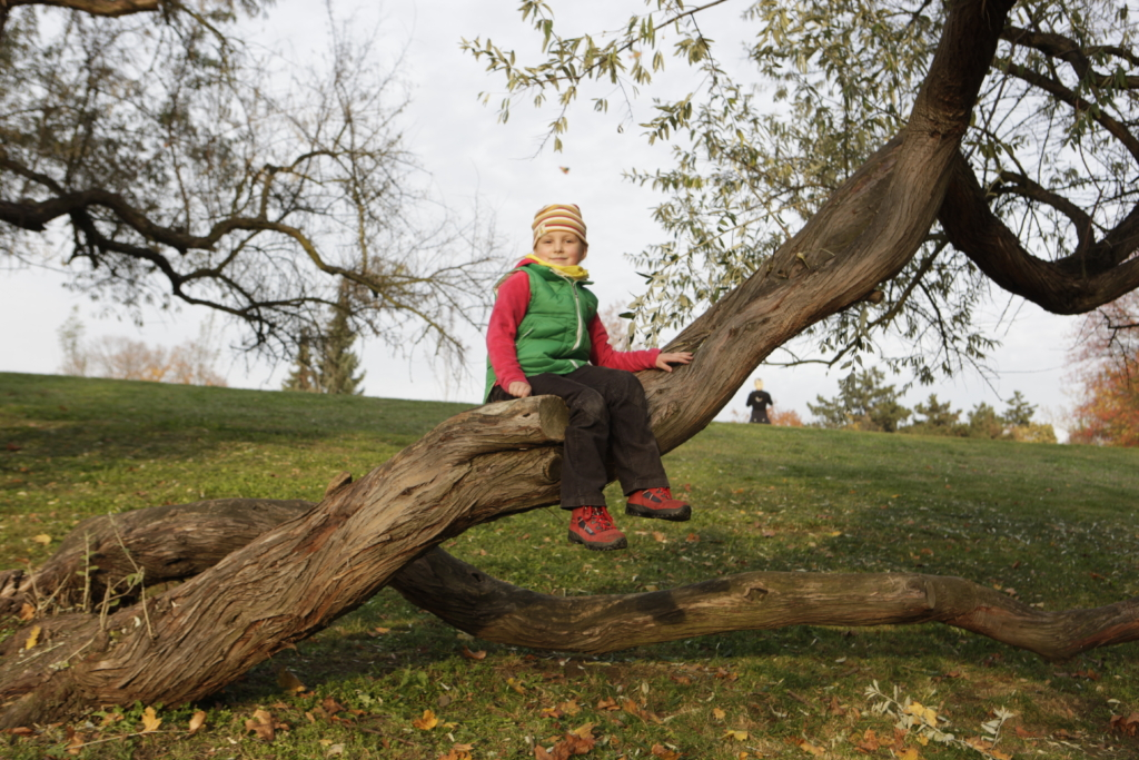 S dětmi na túru - hra Povodeň