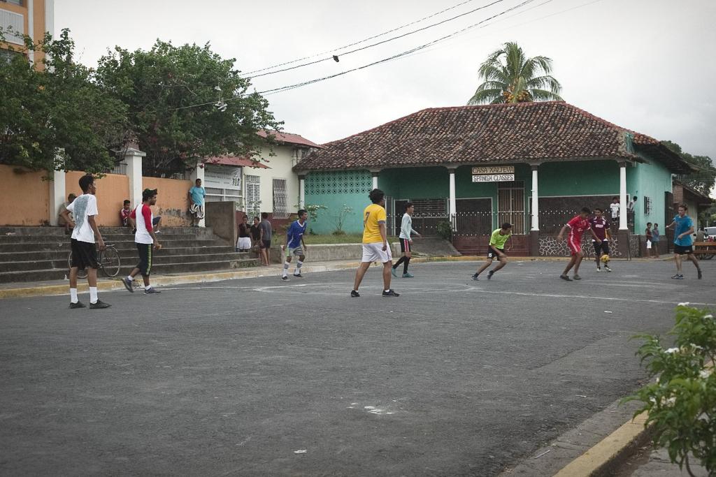 Granada v Nicaragui