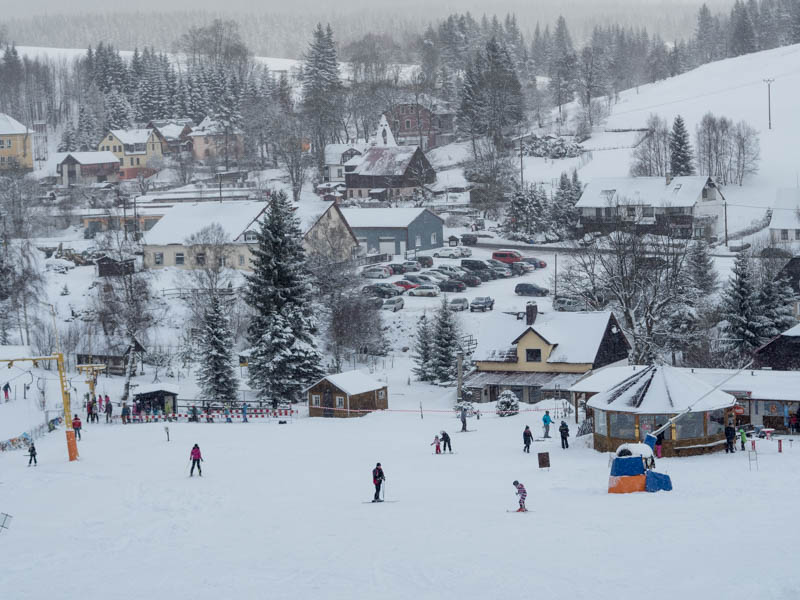 Ski Areál Velflink Pernink