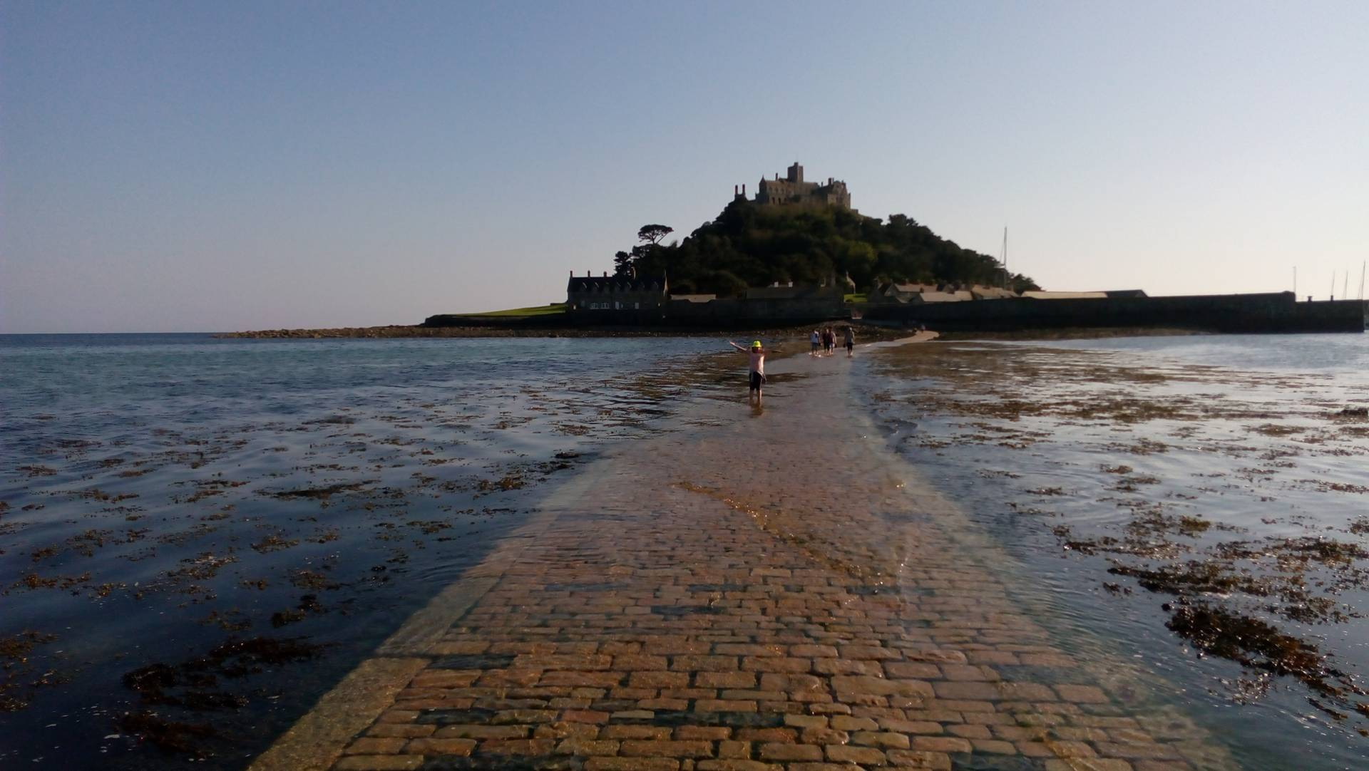 Cornwall, St. Michels mount