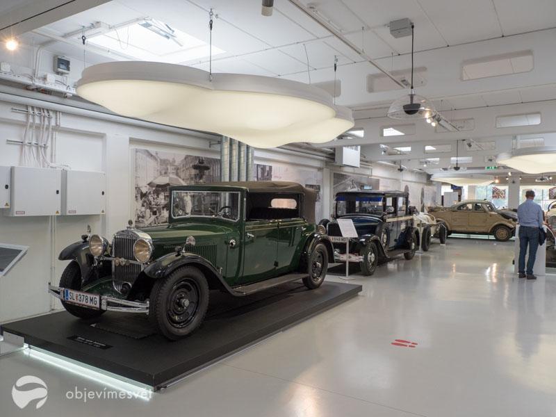 Muzeum veteránů v Matsee FArtraum