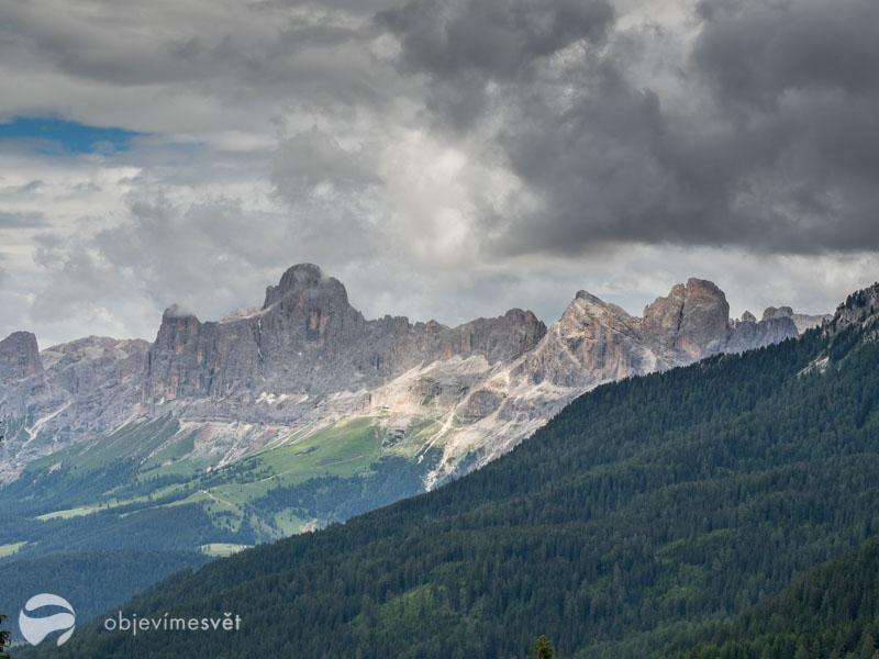 Dolomity v Itálii