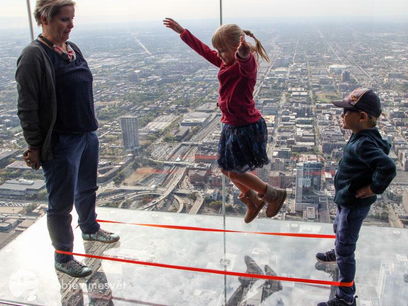 Chicago s dětmi