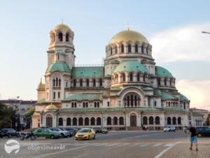 Sofie, katedrále Alexandra Něvského