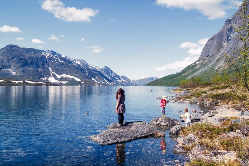 Norsko si děti užijí