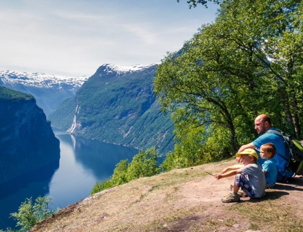 5 míst, která si v Norsku vaše děti zamilují