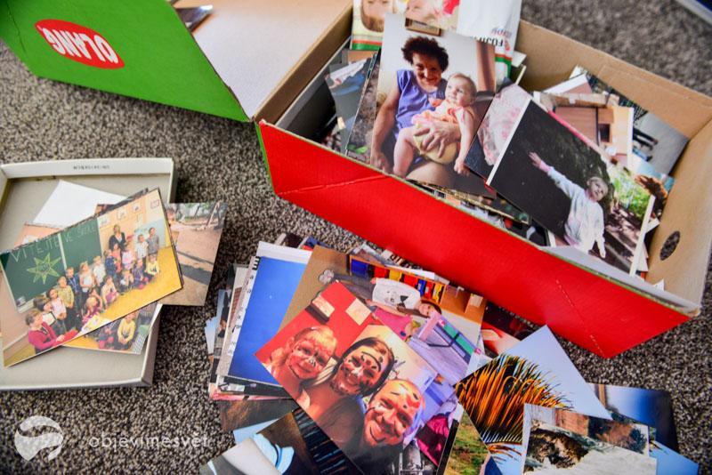 Fotografie jsou skvělý způsob, jak uchovat vzpomínky.