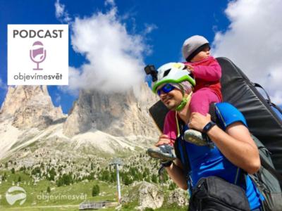 Podcast Objevíme svět Petr Jan Juračka