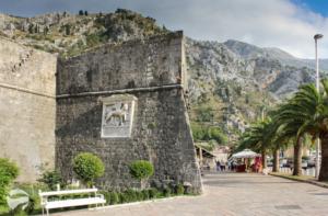 Památky UNESCO s dětmi - město Kotor