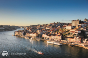 Památky UNESCO s dětmi - Porto