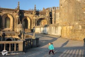 S dětmi po památkách UNESCO - Tomar