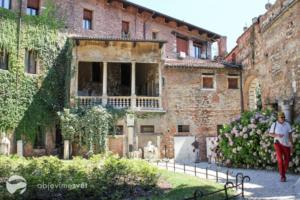 Památky UNESCO s dětmi - italská Vicenza