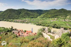Údolí Wachau s dětmi, památky UNESCO