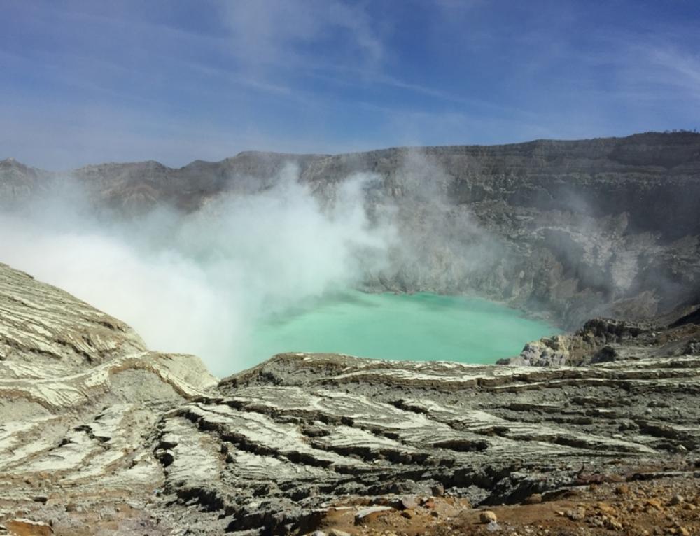 Dobrodružné prázdniny v Indodnésii – výlety za sopkami