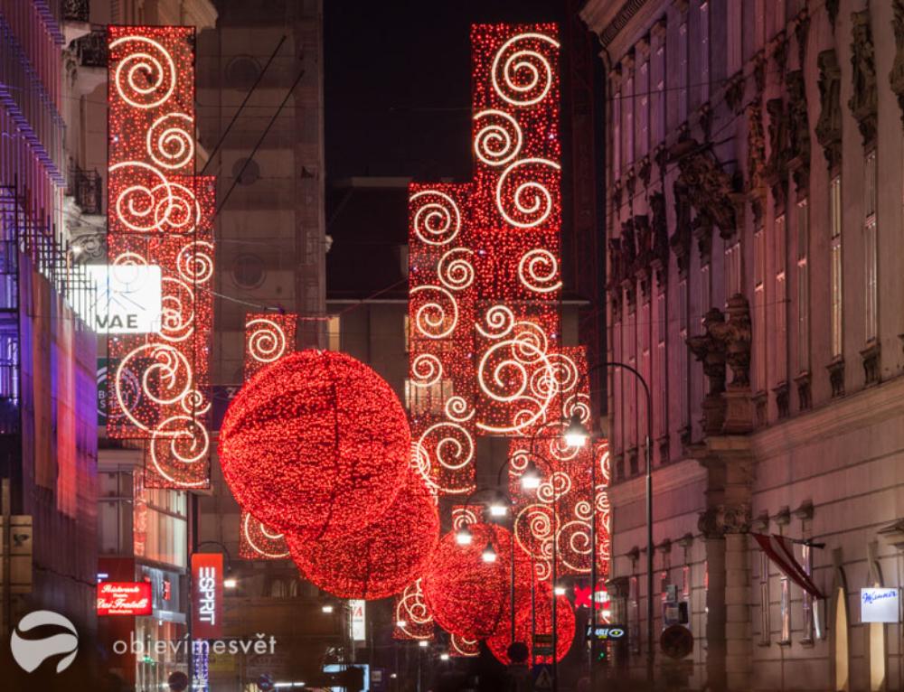 5+1 tipů na vánoční Vídeň s dětmi