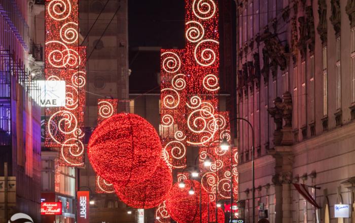 Vánoce ve Vídni s dětmi