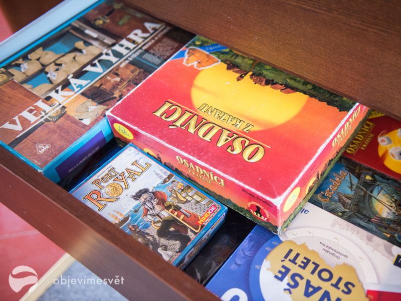 Desková hry jako dárek pro děti