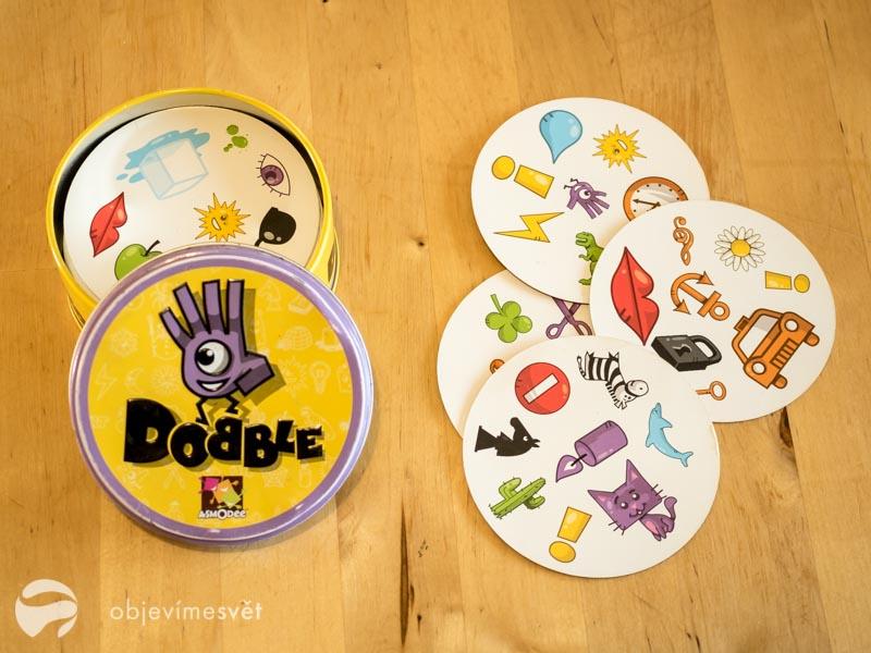 Hra Dobble pro děti
