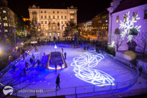 Vánoční trhy v Brně s dětmi