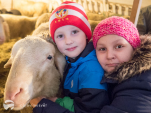 Vorarlbersko v zimě s dětmi