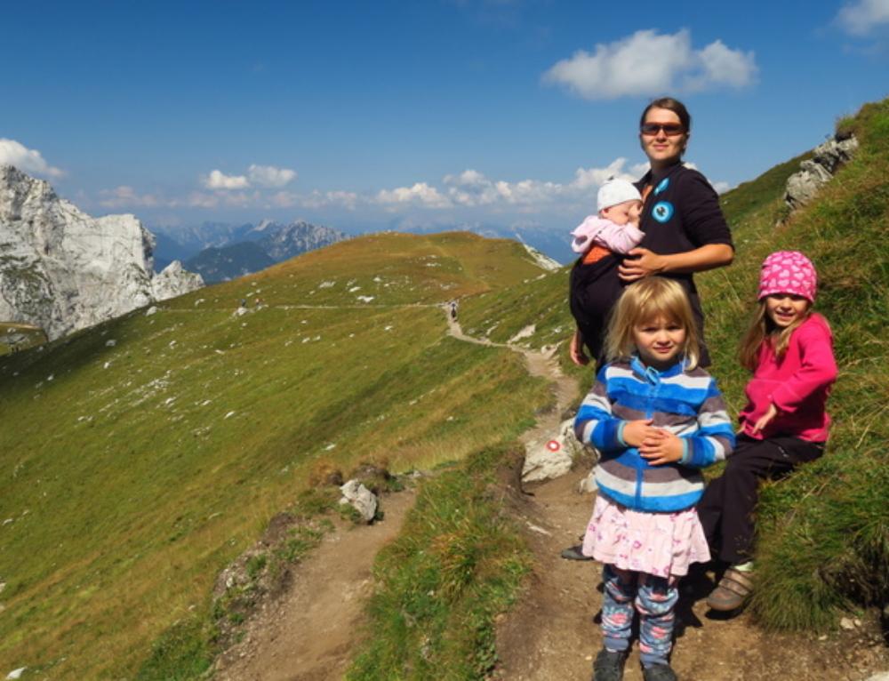 Toulky s dětmi po severozápadním cípu Slovinska