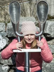 Innsbruck zoo s dětmi
