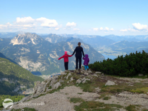 Rakousko s dětmi