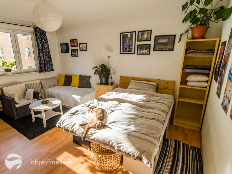 Airbnb zkušenosti