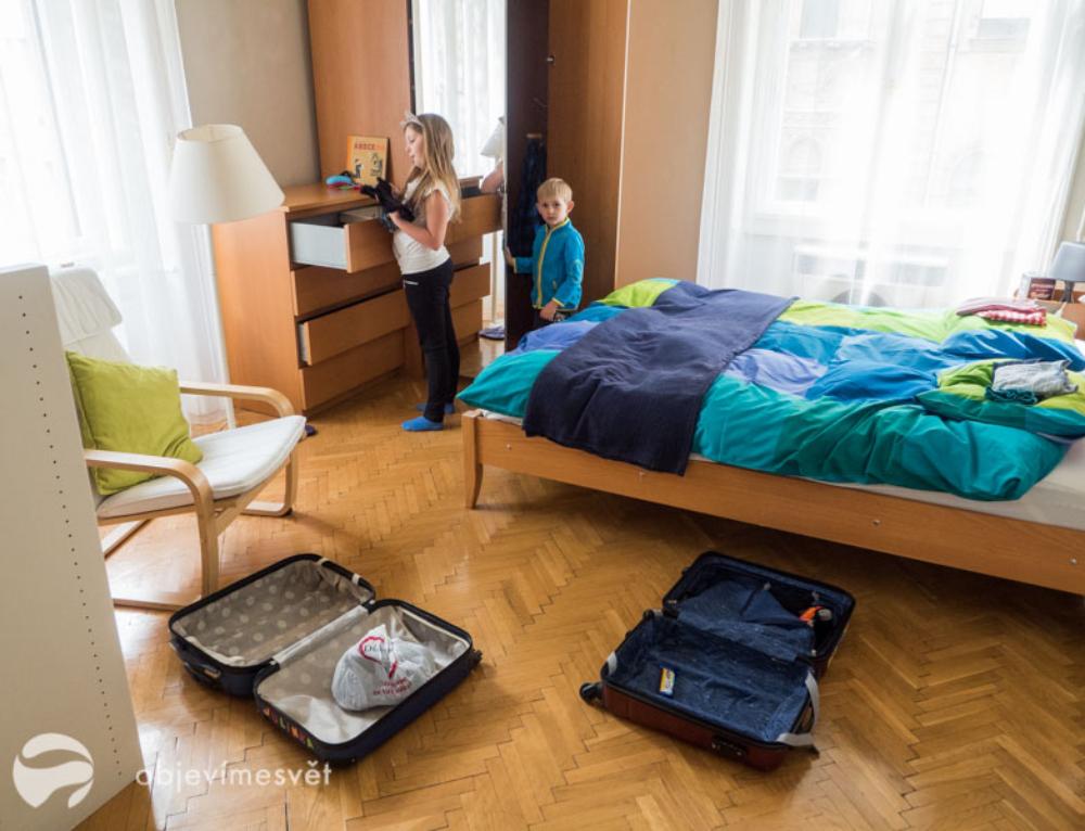 I bydlení přes Airbnb je třeba pečlivě vybírat
