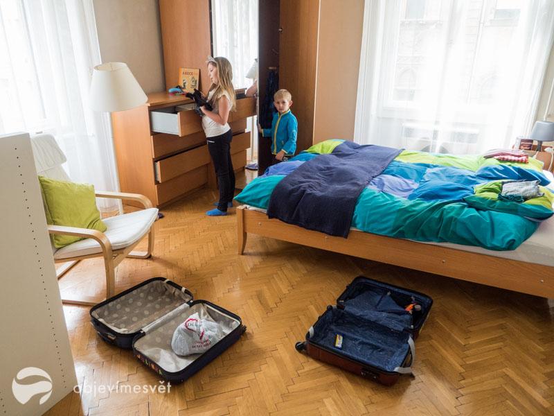 Zkušenosti s Airbnb v Budapešti