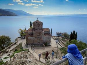 Makedonie s dětmi