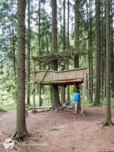 Kukyho les s dětmi