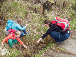Zábava na cestě s dětmi