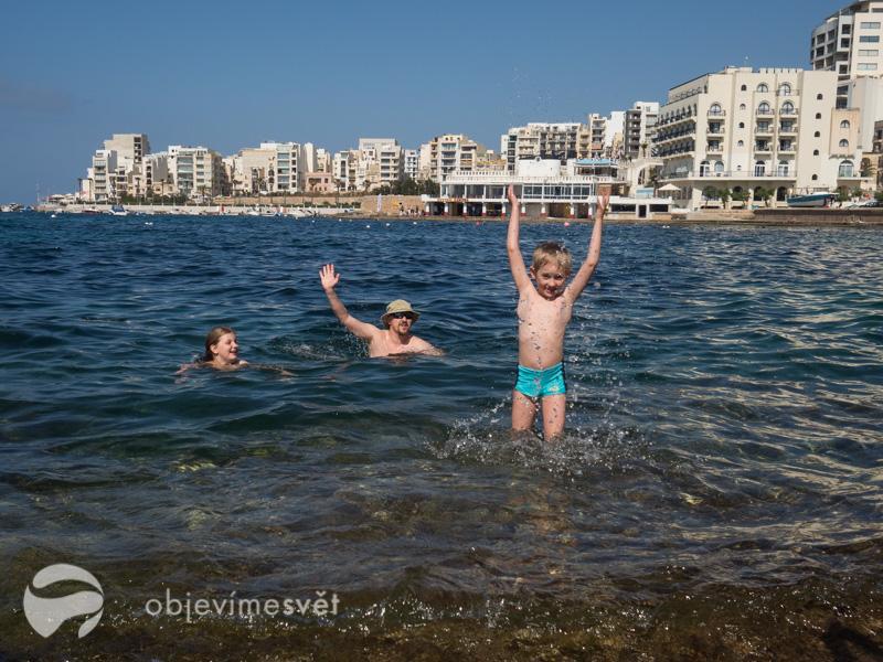 Angličtina na Maltě